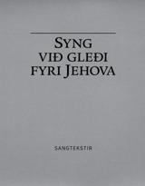 Syng við gleði fyri Jehova