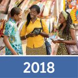 Berecht fa daut Deenstjoa 2018 von Jehova siene Zeijen oppe gaunze Welt
