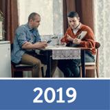 הדו״ח הכלל־עולמי של עדי־יהוה לשנת השירות 2019