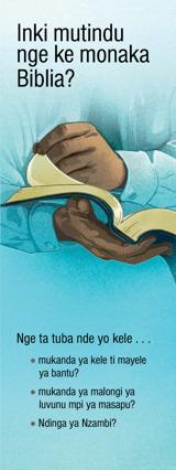 Inki Mutindu Nge Ke Monaka Biblia?