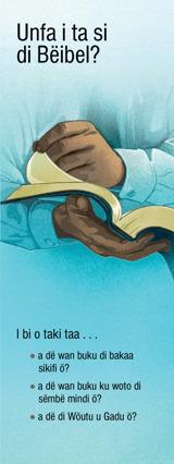 Unfa i ta si di Bëibel?