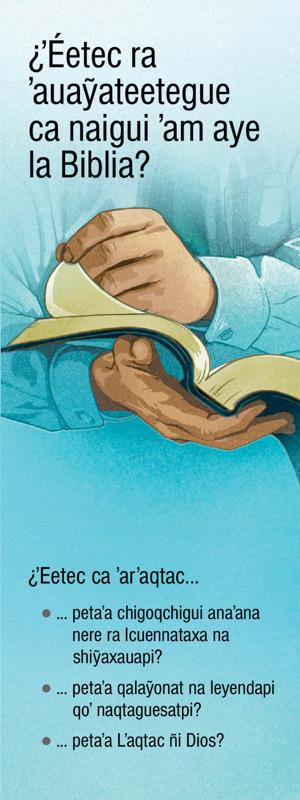 ¿'Eetec ra auaỹateetegue ca naigui 'am aye la Biblia?