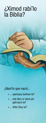 ¿Ximod rabi'lo la Biblia?