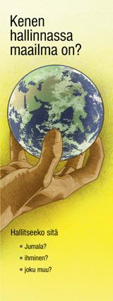Kenen hallinnassa maailma on?