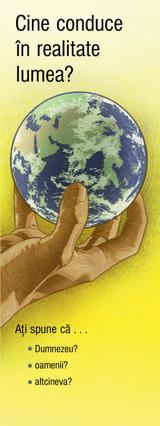 Cine conduce în realitate lumea?