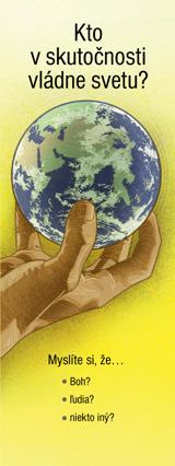 Kto vskutočnosti vládne svetu?
