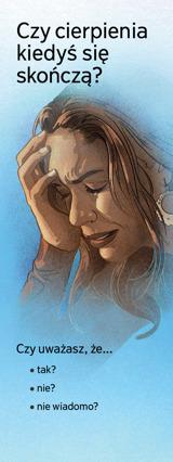 Czy cierpienia kiedyś się skończą?