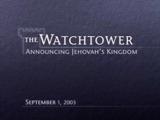 September1, 2003