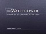 February1, 2004