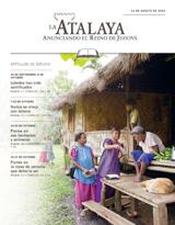 Agosto de2013  La Atalaya (edición de estudio)
