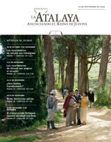 Septiembre de2013| La Atalaya (edición de estudio)
