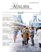 Noviembre de2013| La Atalaya (edición de estudio)