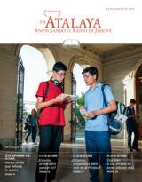 Agosto de2015| La Atalaya (edición de estudio)