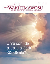 ëlufumu-liba2016  Unfa soni dë tuutuu a Gadu Köndë ala?