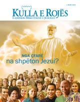 Mars2015  Nga çfarë na shpëton Jezui?