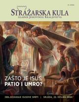 Br.2/2016.| Zašto je Isus patio i umro?