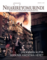 January2013| Unofanira Kutya Kuguma Kwenyika Here?