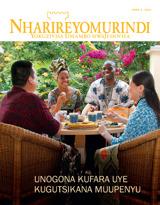 April2013| Unogona Kufara Uye Kugutsikana Muupenyu