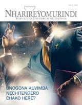 July2013| Unogona Kuvimba Nechitendero Chako Here?
