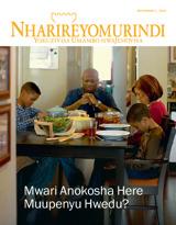 December2013| Mwari Anokosha Here Muupenyu Hwedu?