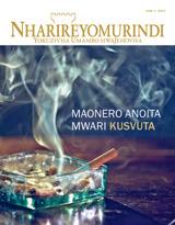 June2014  Maonero Anoita Mwari Kusvuta