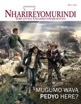 May2015| Mugumo Wava Pedyo Here?