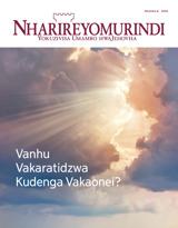 Nhamba6 2016| Vanhu Vakaratidzwa Kudenga Vakaonei?