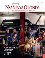 June2013| Kodi Tsankho Lidzatha Liti?