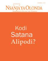November2014| Kodi Satana Alipodi?