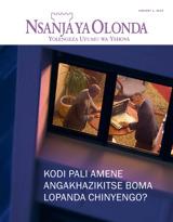 January2015| Kodi Pali Amene Angakhazikitse Boma Lopanda Chinyengo?