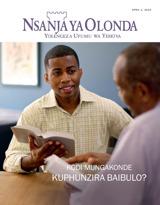 April2015| Kodi Mungakonde Kuphunzira Baibulo?