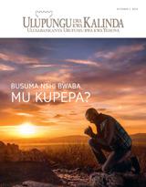October2015| Busuma Nshi Bwaba mu Kupepa?
