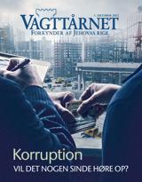 Oktober 2012| Korruption —Hvor udbredt er det?