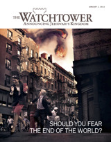 January2013| Should You Fear the End of the World?