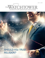 July2013| Should You Trust Religion?