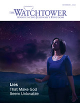 November 2013 | Lies That Make God Seem Unlovable