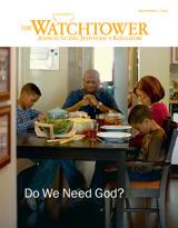 December2013| Do We Need God?