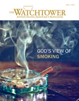 June 2014 | God's View of Smoking