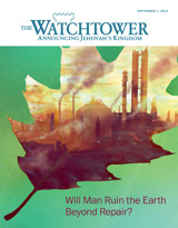 September 2014 | Will Man Ruin the Earth Beyond Repair?