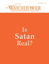 November2014| Is Satan Real?
