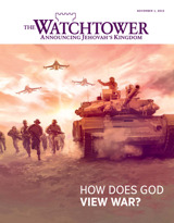 November 2015 | How Does God View War?