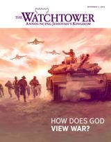 November2015| How Does God View War?