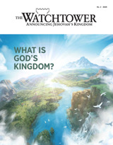 No. 2 2020 | What Is God's Kingdom?