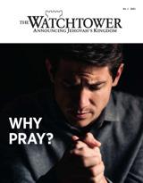 No.1 2021| Why Pray?