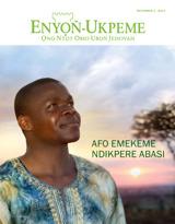December 2014  Afo Emekeme Ndikpere Abasi