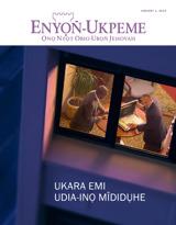 January 2015  Ukara Emi Udia-Inọ Mîdidụhe