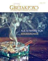 June2014| Ale Si Mawu Bua Atamanonoe