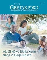 No.1 2017| Ale Si Nàwɔ Biblia Xexlẽ Naɖe Vi Geɖe Na Wò