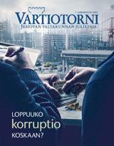Lokakuu2012| Korruptio – kuinka yleistä?