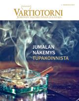Kesäkuu2014| Jumalan näkemys tupakoinnista